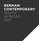 Berman Contemporary | Contemporary South African Art Logo