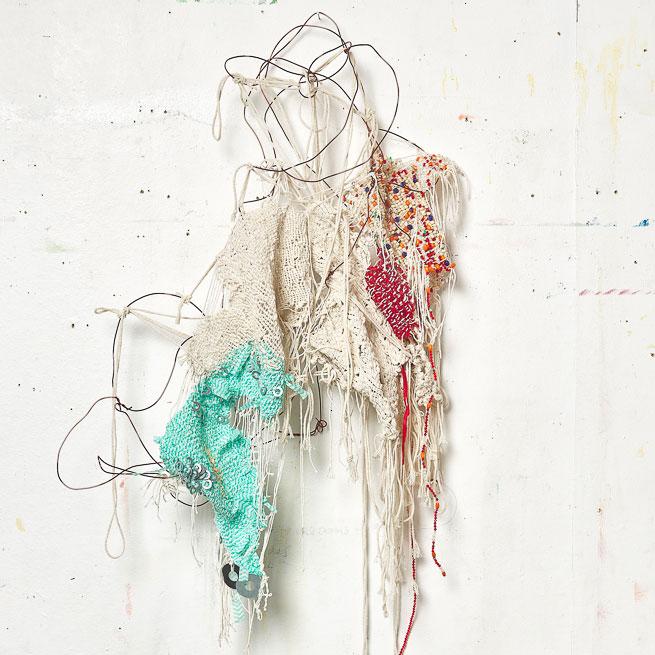 Conversations In Texture   Bev Butkow
