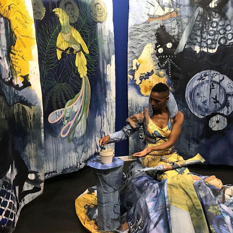 AKAA Art Fair, 2017