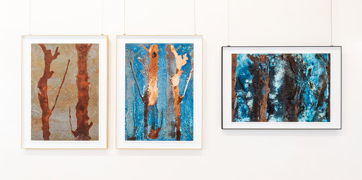 Marian Hester - Corrosion Series